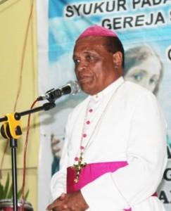 uskup lratuka