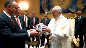 > on October 22, 2014 in Vatican City, Vatican.