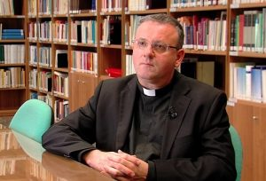 Pastor Gabriel Quicke