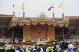 Paus Taman Luneta