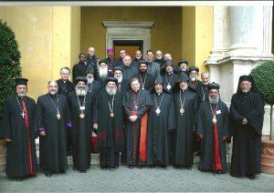 Pertemuan kedelapan Komisi Bersama Internasional untuk Dialog teologis antara Gereja Katolik dan Gereja-Gereja Ortodoks Timur