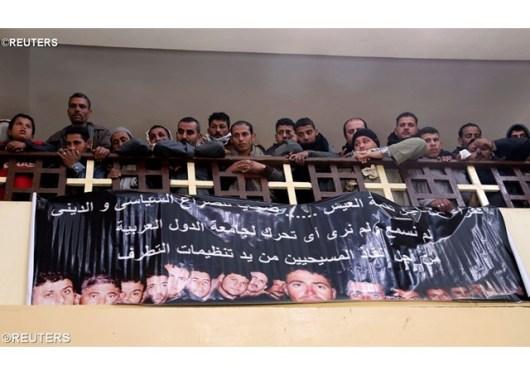 21 Martir Gereja Koptik Mesir