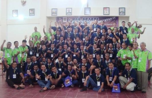 Panitia, Fasilitator dan Peserta Camp Pria Sejati Katolik    Angkatan IV Foto bersama, Minggu 15- 2- 2015 (1) (1)