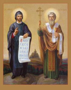 Santo Sirilus dan Metodius
