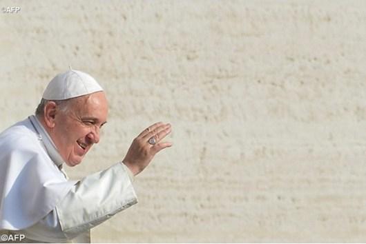 HUT pengankatan Paus Fransiskus