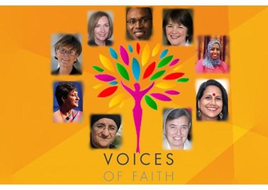The Voice of Faith storytelly event