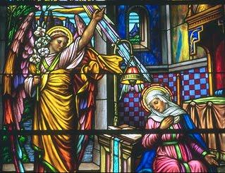 annunciation-window