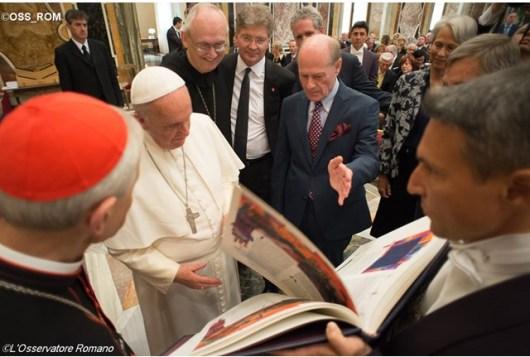 Papal Founation