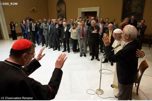 Paus dan Para Pendeta Pantekosta