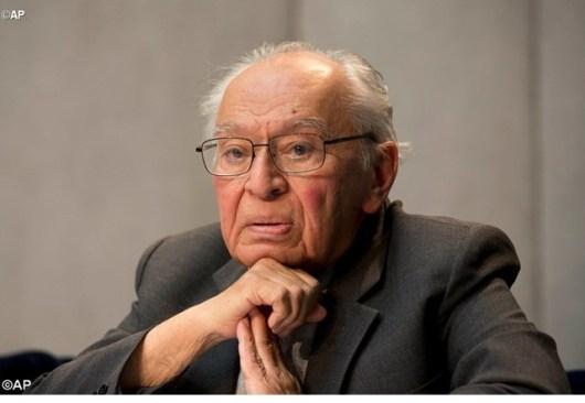 Pastor Gustavo Gutierrez OP