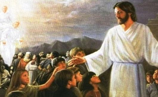 Yesus-dan-Anak-Anak-Hidup-Katolik