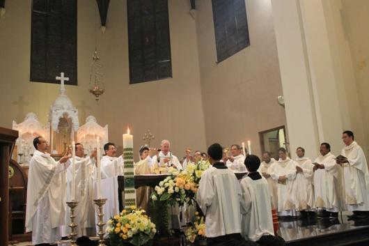 Misa Penutupan Sinode