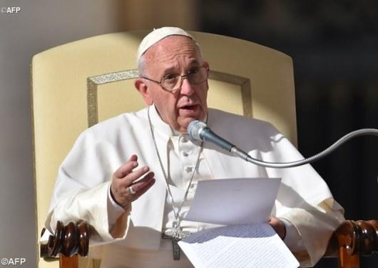 Paus tentang Kebersamaan Keluarga