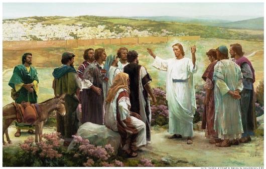 Markus 16 ayat 15 sampai 18
