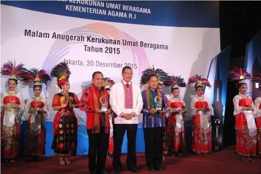 Penganugerahan Harmony Award