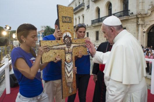 Pesan Paus Fransiskus untuk Yubileum Kaum Muda
