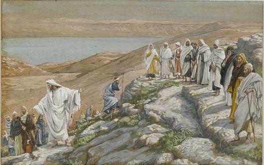 Yesus memilih 12 rasul