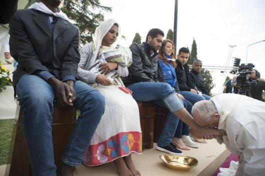 Paus Pengungsi
