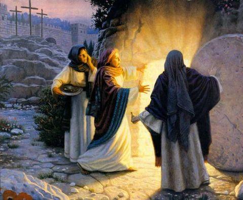 Yesus Bangkit