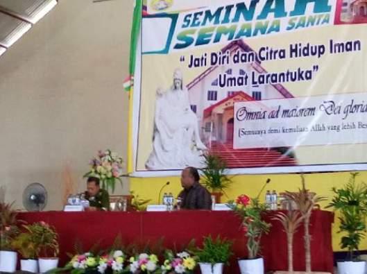 seminar semana santa