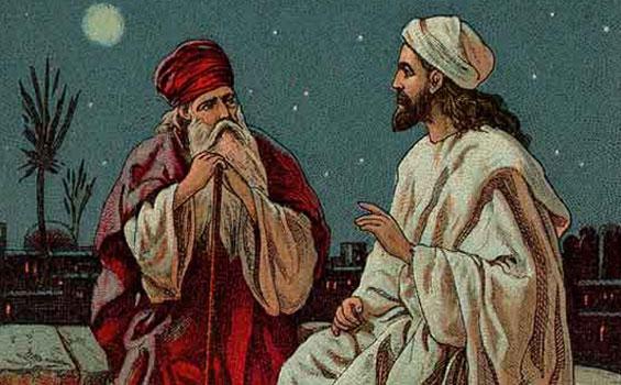 Percakapan-Yesus-dengan-Nikodemus