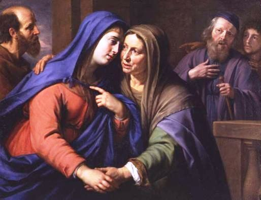Maria an Elisabet