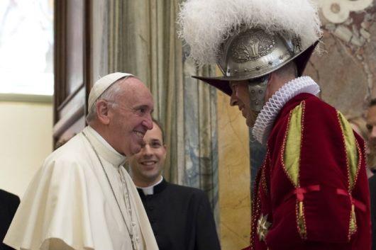 Paus dan Tentara Swiss
