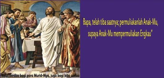 Yesus-berdoa-bagi-para-murid-Nya