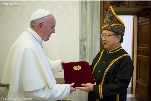 Duta Besar Malaysia untuk Tahta Suci