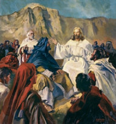 Holy Gospel of Jesus Christ according to Saint Mark