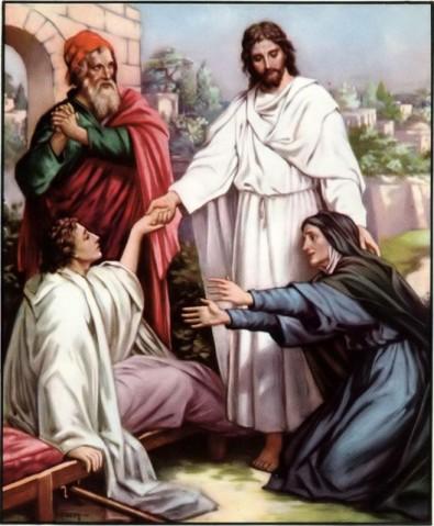 Lukas 7 11 sampai 17
