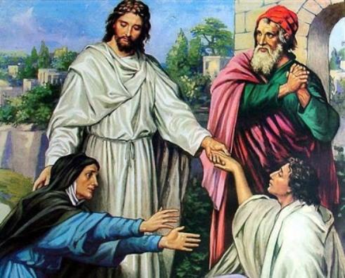 Mengikuti Yesus