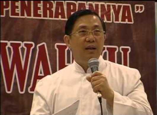 Mgr Pidyarto Gunawan OCarm