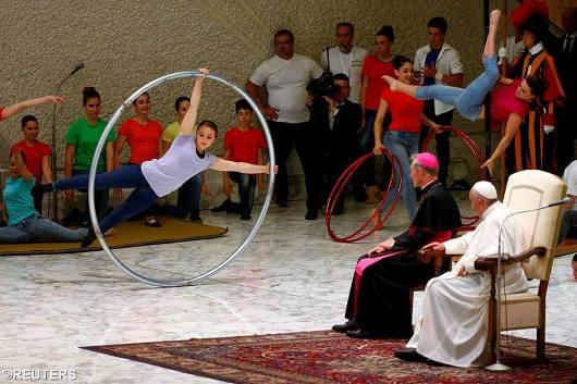Paus Yubileum Sirkus4