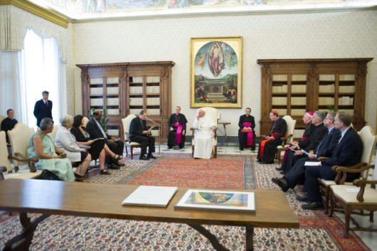 Paus dan Persekutuan Gereraja Gereja Reformasi sedunia