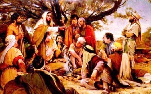 Yesus-Mengutus-Muridnya