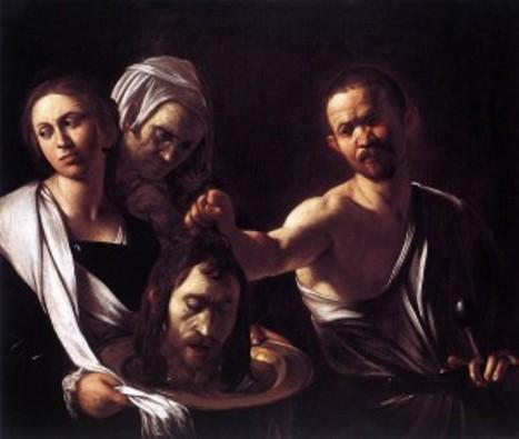 CaravaggioSalomeLondon-300x254