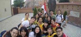 Sukacita di tengah-tengah salib persiapan hingga pelaksanaan WYD 2016