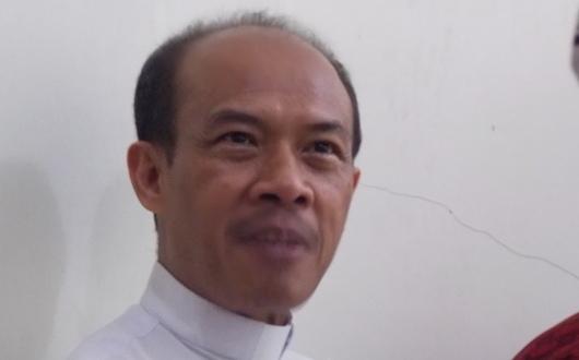Sekretaris EksekutifKWI Pastor Purwanto ajak umat doakan pimpinan negara