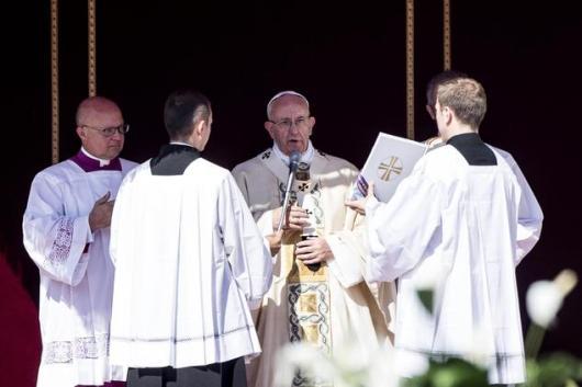 Paus mengkanoniasi Ibu Teresa