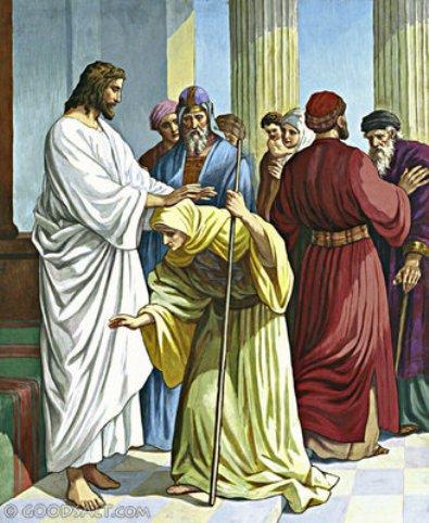 jesus-heals-woman-on-sabbath-day