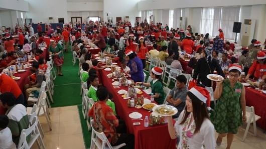 makan-sore-natal-2016-3
