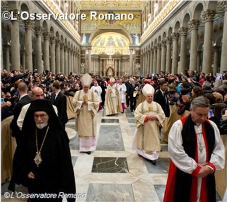 Pekan Doa untuk Kesatuan Umat Kristiani1