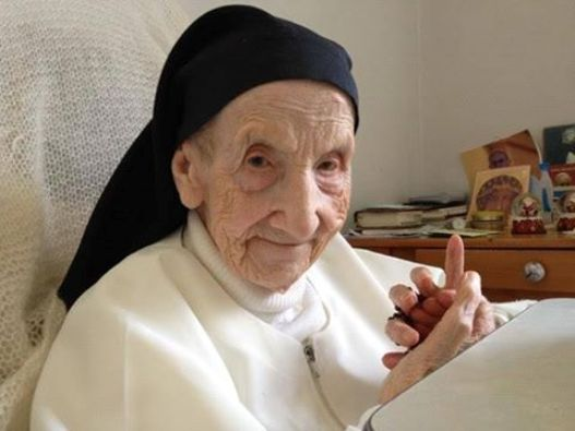 Suster Maria Bernadette OP