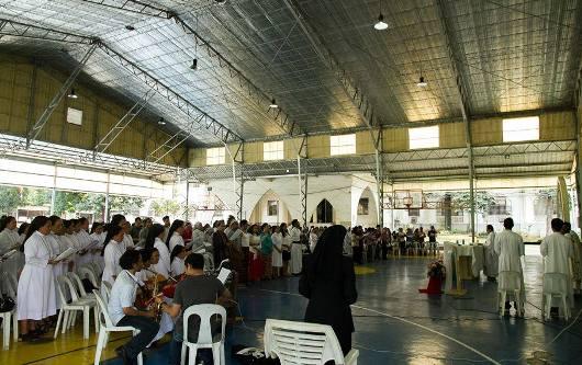 Umat Katolik Indonesia di Filipina