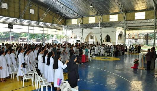 Umat Katolik Indonesia di Filipina2