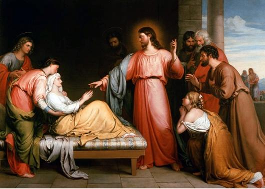 yesus-menyembukan-ibu-mertua-dari-simon