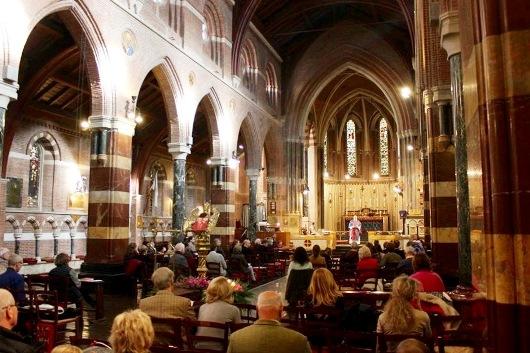 All Sains' Anglican Church Roma
