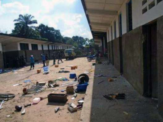 Damages_at_the_Malole_seminary