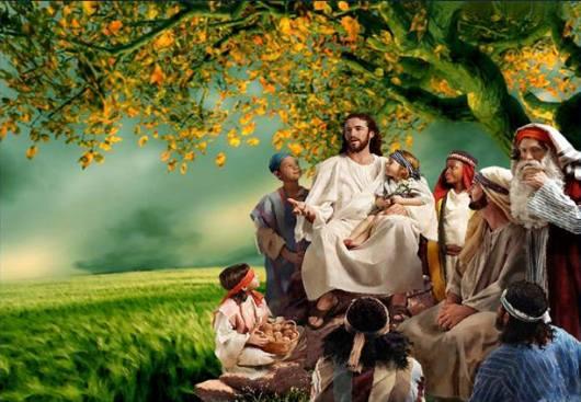 Yesus anak anak